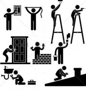 تعمیر ساختمان