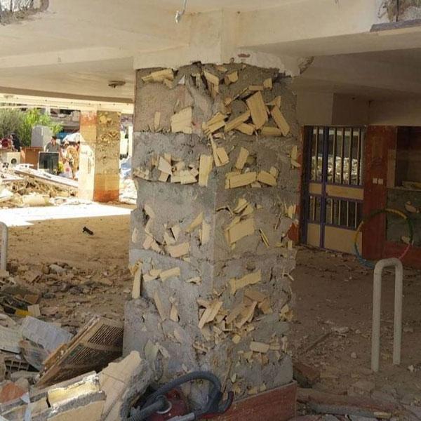 تخریب ساختمان ارزان
