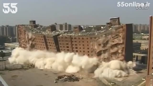 تخریب انفجاری