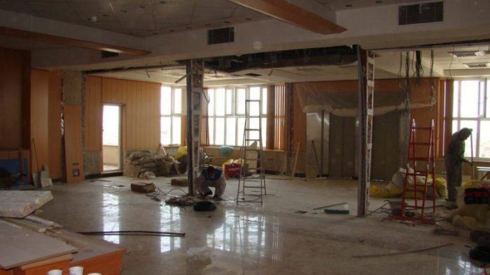 تعمیرات ساختمان