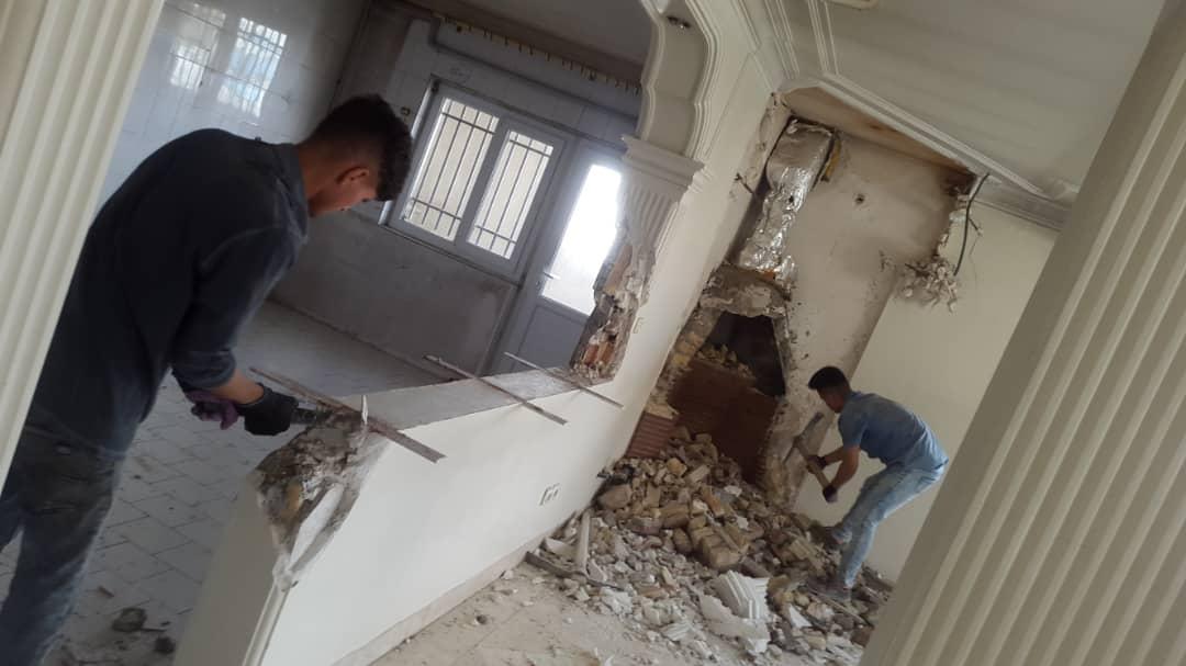 تعمیرات ساختمان تهران