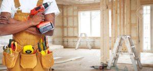 گستردگی کار ساختمانی